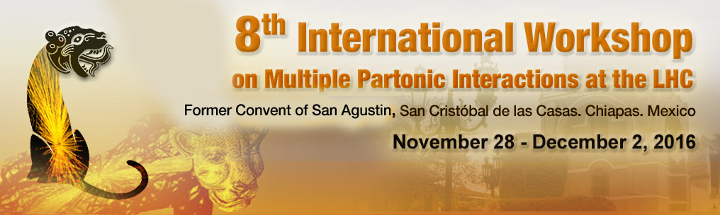 8th International Workshop on Multiple Partonic Interactions at the LHC