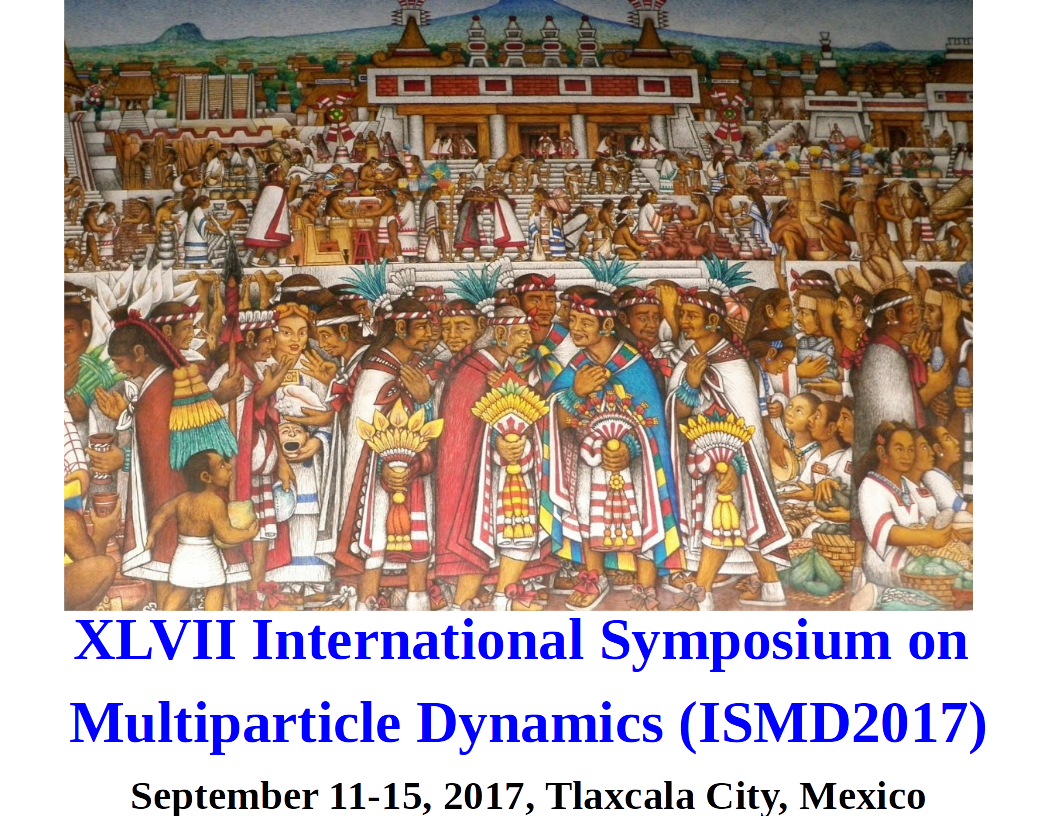 XLVII International Symposium on Multiparticle Dynamics (ISMD2017)